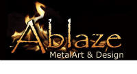 A Blaze Metal Art & Design